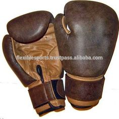 2017 Extreme Power Boxing Gloves Antique Leather Customize Logo, Label,Drop tags online shopping