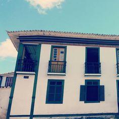 Casa Chica da Silva, Diamantina, MG