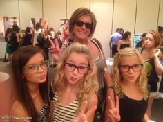 Kelly, Brooke, Chloe, and Paige<3