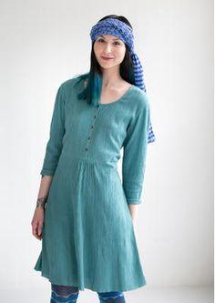 Gudruns Joeden design-Einfarbiges Kleid aus Baumwollcrêpe 50707-75.jpg