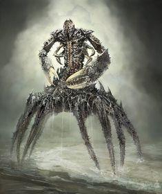 Monstruos zodiacales por Damon Hellandbrand