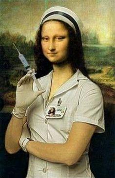 Nurse MonaLisa!
