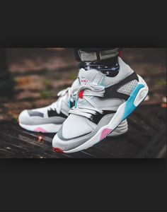 White Puma Blaze of Glory