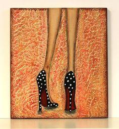 Os muestro a continuación los trabajos realizados por diferentes grupos en mi taller, son cuadros Mixed Media cuya temática principal son l... Art Pop, Painting People, Bedroom Art, Diy Frame, Abstract Photography, Doodle Art, Painting Inspiration, Diy Art, Art Lessons