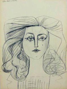 Francoise Gilot, Picasso
