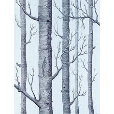 Buy Cole & Son Woods Wallpaper | John Lewis