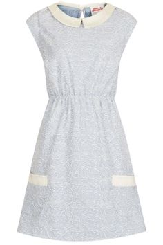 **Lottie Shift Dress by Annie Greenabelle - Clothing Brands - Clothing - Topshop