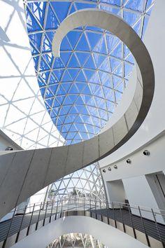 MyZeil Centre in Frankfurt, Germany