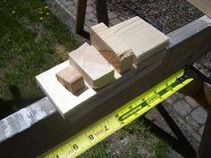 Cheap, Easy, Low-waste Platform Bed Plans : 7 Steps (with Pictures) - Instructables Diy Platform Bed Frame, Platform Bed Plans, Queen Size Platform Bed, Twin Platform Bed, Diy Bed Frame, Woodworking Projects Plans, Diy Woodworking, Built In Bed, Palette