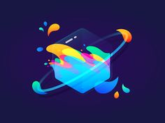 Fantastic_Planet_005 by Brenttton #Design Popular #Dribbble #shots