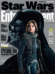 Star Wars Rogue One EW cover: New film will reshape the venerable franchise | EW.com