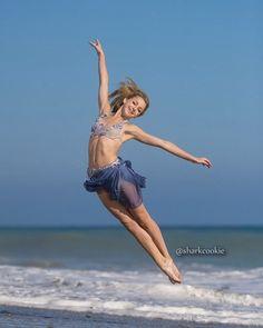 Dance Moms Chloe Lukasiak 2014 SharkCookie photoshoot