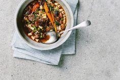 short rib minestrone // tara o'brady