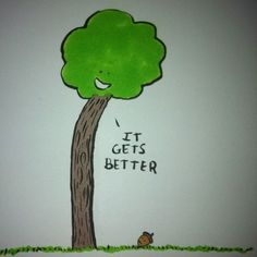 It Gets Better by Dallas Clayton