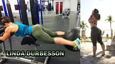 LINDA DURBESSON | Personal Trainer Exercises to Strengthen legs and to t...