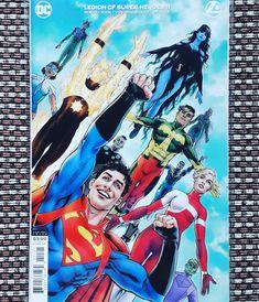 Legion Of Superheroes, Ferdinand, Superman, Deadpool, Comic Books, Comics, Fictional Characters, Instagram, Art