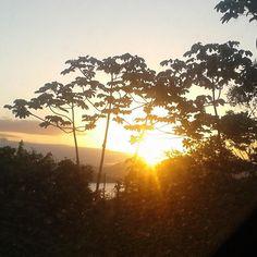 Pôr do Sol perfeito! Porto Belo - SC