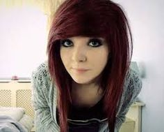 Image result for medium haircuts for teenage girls