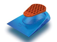 SPENCO® GEL HEEL CUSHIONS feature dual-density TPR GEL Cushioning.