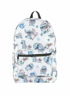 Disney Backpacks To Up Your Accessories Game Disney Backpacks To Up Your Accessories Game Stitch and Scrump Backpack - Lilo & Stitch - Spencer's Disney Backpack - Loungefly x Stitch Poses Print Disney Lilo & Stitch Print Backpack