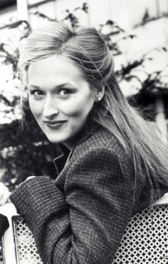 Meryl Streep the greatest actress of all time.  No she is not!  She is very good though.