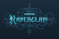 Ravenclaw_lettering