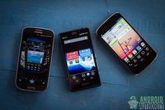 Best unlocked Android phones, June 2013
