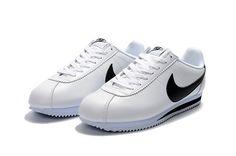 Nike Cortez Shoes Cheap - Brand New Nike Classic Cortez Nylon White Black Discount Sale Cheap Running Shoes, Nike Shoes Cheap, Nike Running, Running Trainers, Nike Shoes Online, Discount Nike Shoes, Nike Outlet, Shoes Outlet, Cheap Nike Trainers