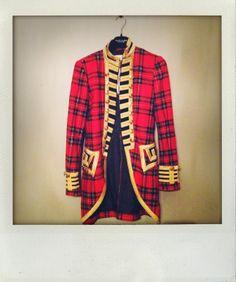 denim & supply officer coat