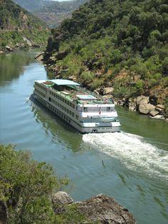 Douro river - #TheAuthenticExperiences.com Beautiful Portugal!
