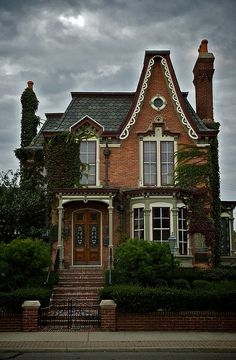 The Henry W. Baker House in Plymouth, Michigan is a fanciful Italianate built in 1875. It was built as a private home, but now houses commercial space. It was designated a Michigan State Historic Site in 1981 and listed on the National Register of Historic Places in 1982.