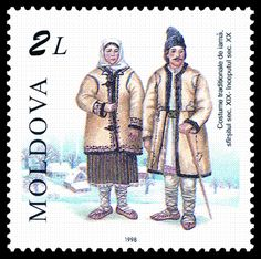Stamps, covers and postcards of traditional/folk costumes: Stamps / Costumes - Moldavia / Moldavija Folk Costume, Costumes, Eugene Ionesco, Old Stamps, Stamp Catalogue, Open Book, Stamp Collecting, My Stamp, Postage Stamps
