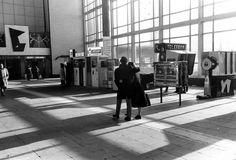 Centraal Station, 1971
