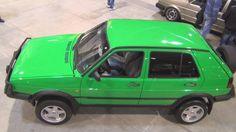 Volkswagen Golf Mk2 Country (1990)