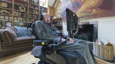 Intel 'Dramatically' Improves Stephen Hawking's Communication - Intel's ACAT will help Hawking communicate, but could also improve the lives of disabled people around the world.