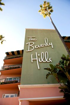 Beverly Hills Hotel a classic destination Photo Wall Collage, Picture Wall, Beverly Hills Hotel, Totally Spies, California Dreamin', Hollywood California, City Of Angels, Aesthetic Pictures, Aesthetic Art