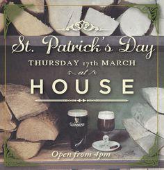 Home - House Dublin Social Media Images, Image House, St Patricks Day, Dublin, Place Card Holders, Events, Design, Design Comics
