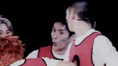 "Tanaka: ""you suck and daichi put you in the game knowing that!"" Hinata: ""is that true? Daichi Sawamura, Iwaoi, Kageyama, Hinata, Haikyuu Live Action, Kimura Tatsunari, I Series, Stage Play, Karasuno"