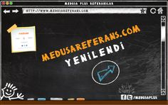 Referanslarımızı paylaştığımız http://www.medusareferans.com  yenilendi. Güncel sitemizi ziyaret ettiniz mi? :)
