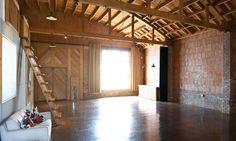 Studio Space-Looking West, 30th street garage, san diego