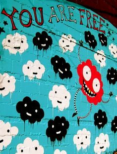 mural in downtown Asheville, NC ~My friend Cari, whom this world lost last night, pinned this. I'll always remember her when I move to NC. Asheville North Carolina, Asheville Nc, Mountain City, Blue Ridge Mountains, Minkpink, Nasty Gal, Traveling, Artsy, Lost