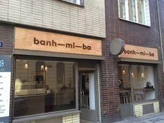 banh-mi-ba in Praha, Hlavní město Praha Banh Mi Sandwich