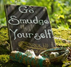 Smudge Your House and Clear Away the Bad Energy in 5 Easy Steps: How To Smudge Yourself