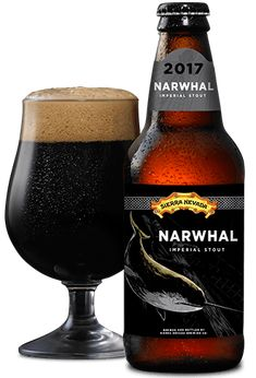 Narwhal® Imperial Stout | Sierra Nevada Brewing Co.