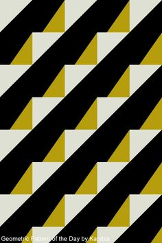 Geometric Pattern of the Day #WebDevelopment #GraphicsDesign