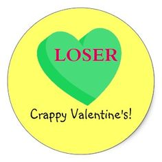 anti Valentine, best valentines day idea I have seen ;)