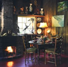 Deetjen's Big Sur Inn - we love this charming restaurant especially for breakfast/brunch.  Try the stuffed french toast!