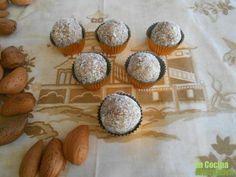 Receta de trufas de almendras, naranja y coco - La Cocina Alternativa