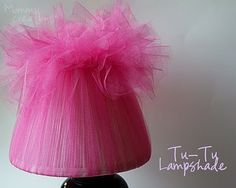 {Mommy} Creations: Lamp Makeovers and Tutorial (and mystery revealed)