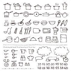 Stencils, Notebook, Bullet Journal, Notes, Lettering, Drawings, Illustration, Artwork, Image